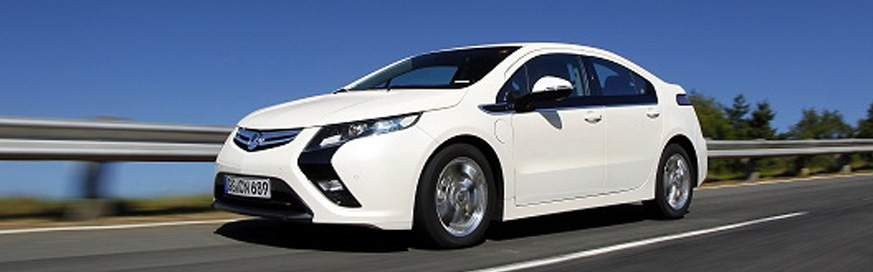 Ampera: the future of the business car?
