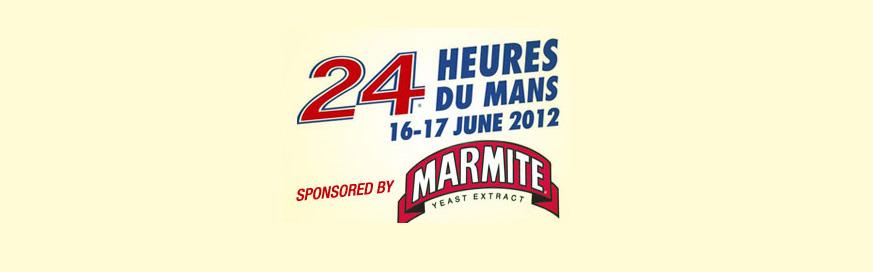Marmite, motorsport and motoring in France