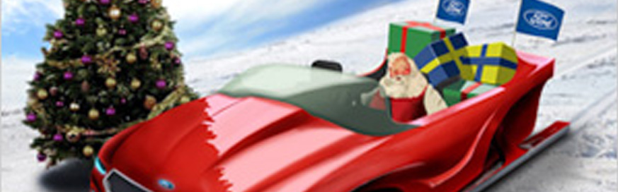 Five replacements for Santa's sleigh