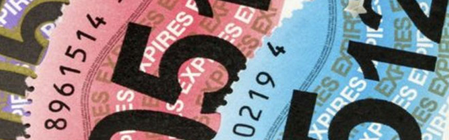 Tax disc gets relegated to the waste paper bin