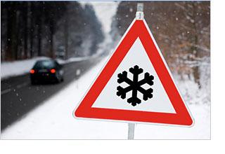 Five fleet tips for facing winter driving