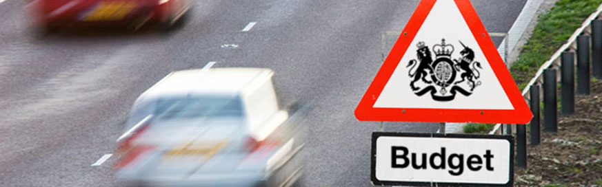 New road tax system announced at Budget