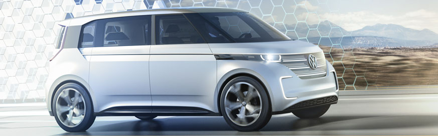 My top 5 new car technologies from the CES show