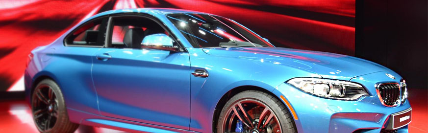 A date with the Detroit Auto Show