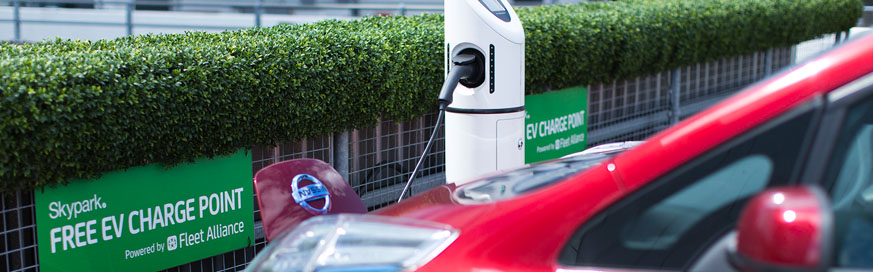 Take up of EVs and plug-ins hits new records