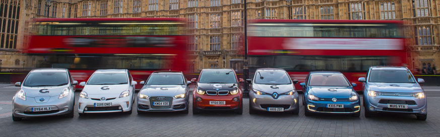 Electric vehicle sales hit new UK record