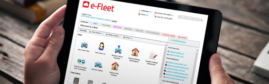 Fleet Alliance implements new features for e-Fleet and e-Fleet Mobile