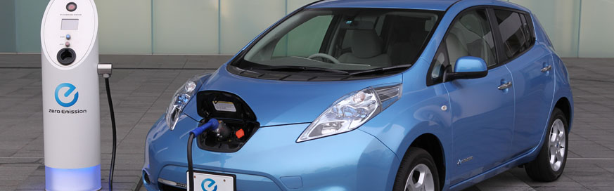 Electric vehicle registrations reach new record