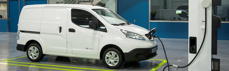 New plug-in grant extension for vans encourages go-green attitude