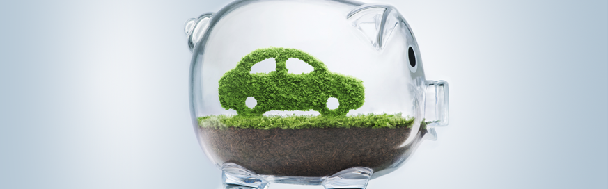 Cut costs by switching to electric vehicles