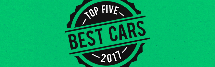 My best cars of 2017 so far