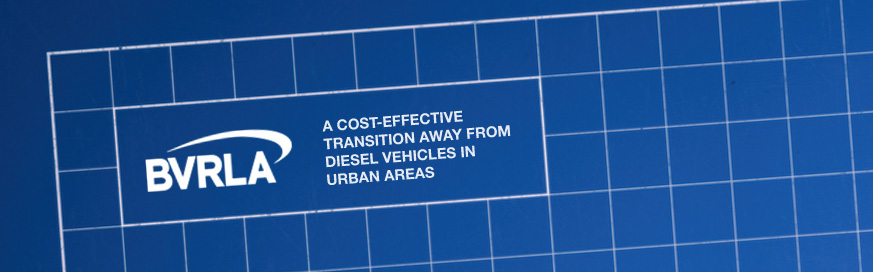 BVRLA publishes blueprint for an urban future without diesel
