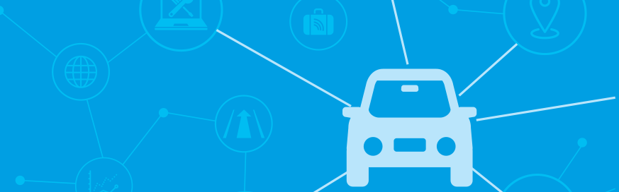 The connected and autonomous car