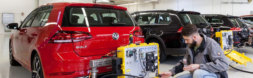 New emissions tests see rises in CO2