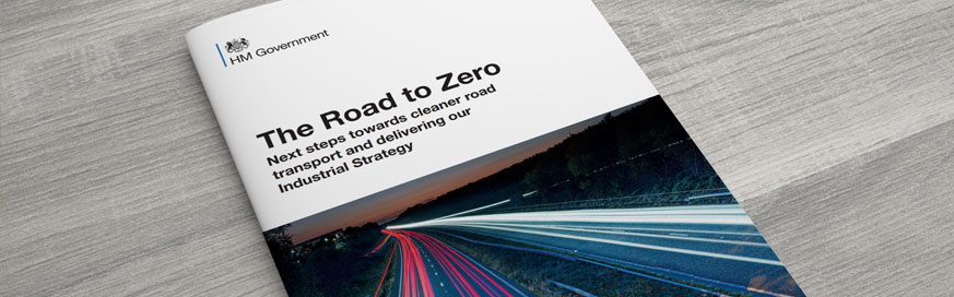 Government says diesel to play crucial role in 'The Road to Zero'