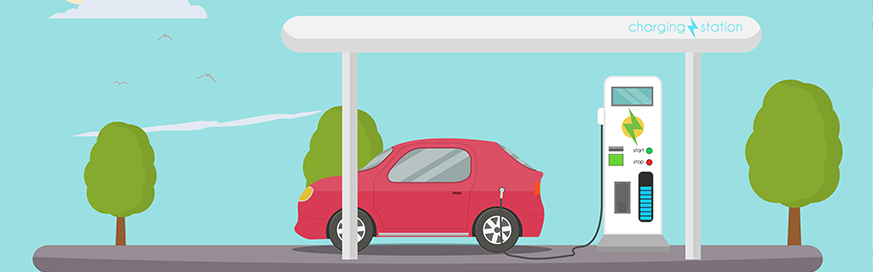The future of electric car refuelling
