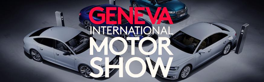 Electrifying Geneva show stars