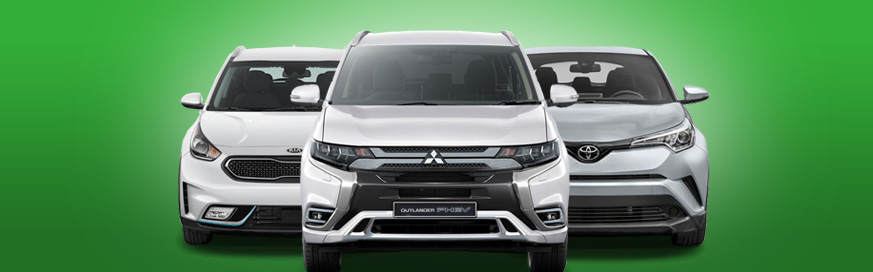 Mitsubishi Outlander PHEV retains green crown at Fleet Alliance