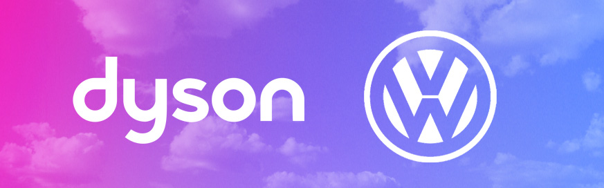 Dyson and Volkswagen accelerate move to cleaner air