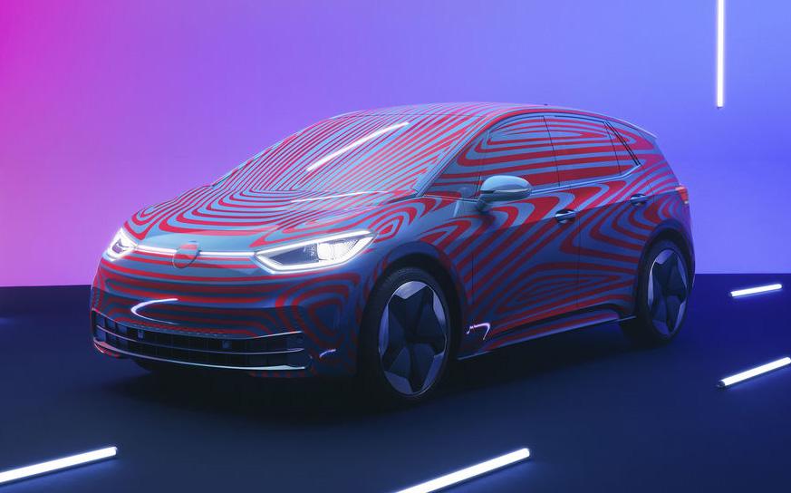 Volkswagen ID.3 EV