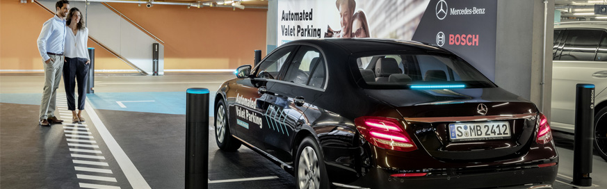 Automated valet parking: let the car do the hard work