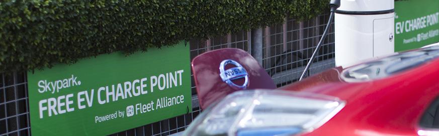 Five go green at Fleet Alliance