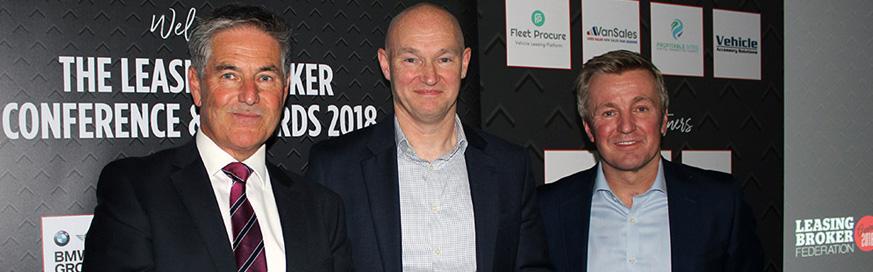Hat-trick of awards for Fleet Alliance at Leasing Broker Awards