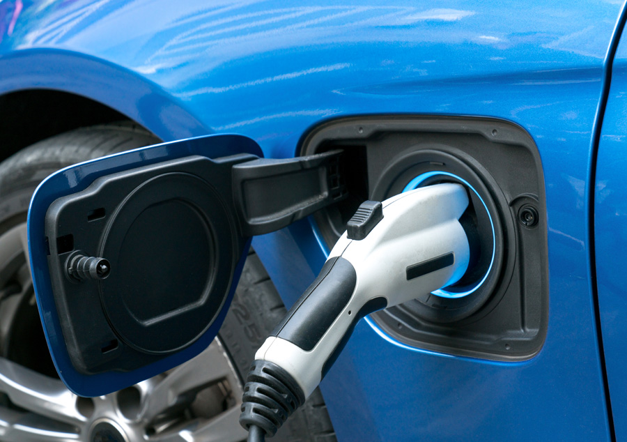 Huge surge in electric vehicle sales in August