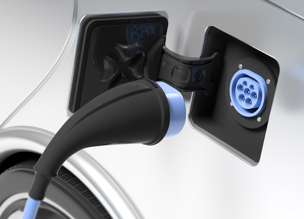 EV charging sockets explained