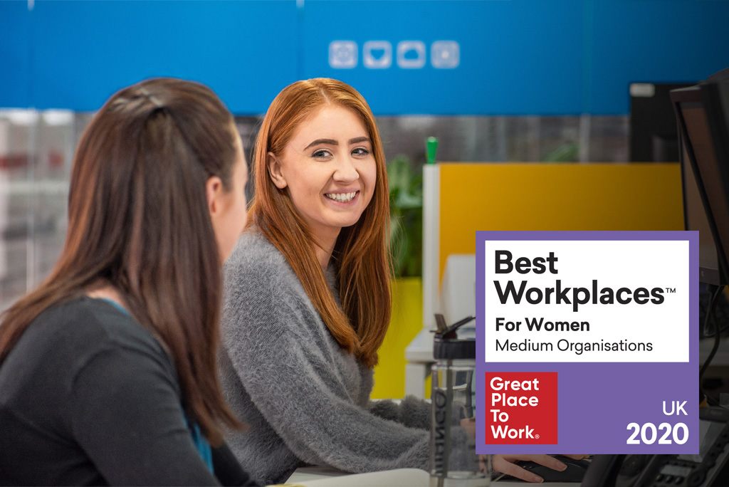 Making Fleet Alliance one of the UK's Best Workplaces for Women