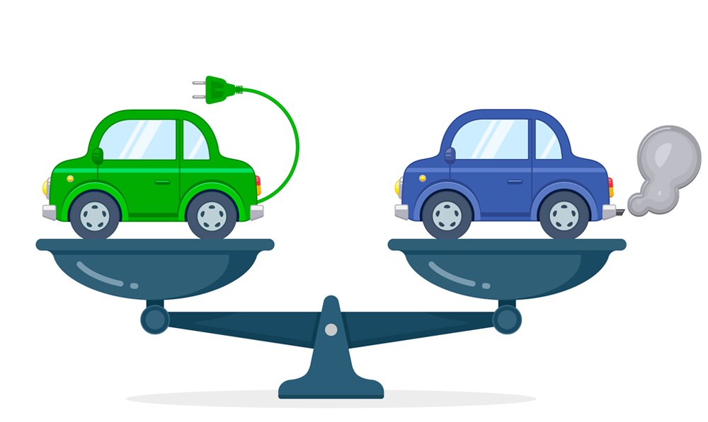 Electric cars reach price parity with petrol and diesel cars