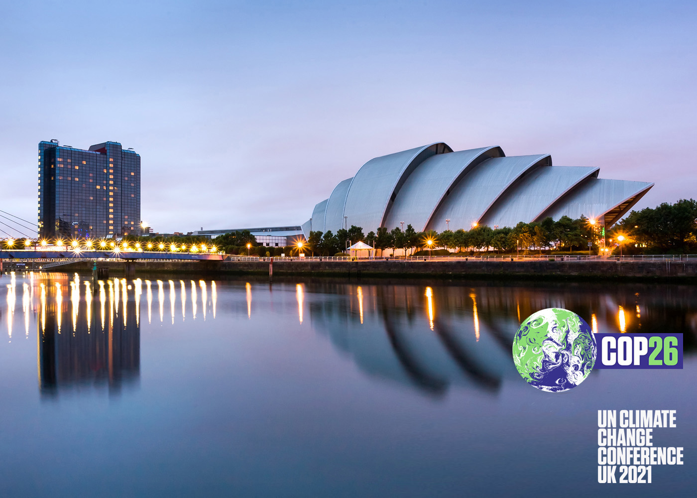 Momentum builds for COP26 climate conference in Glasgow