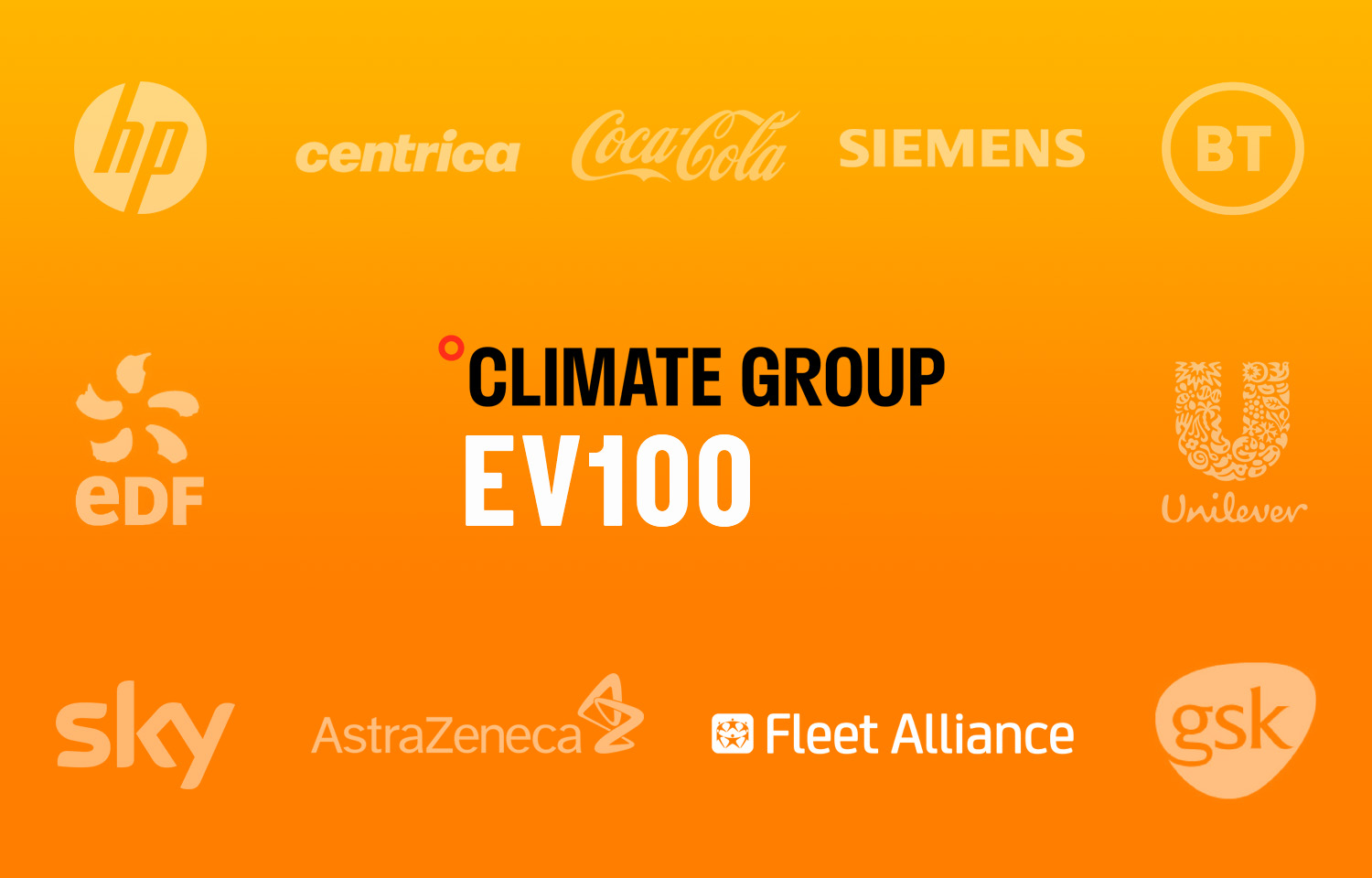 Climate Group EV100 passes the 100 members mark