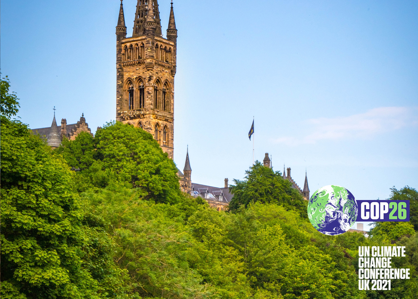 Glasgow to become an 18 million tree urban forest