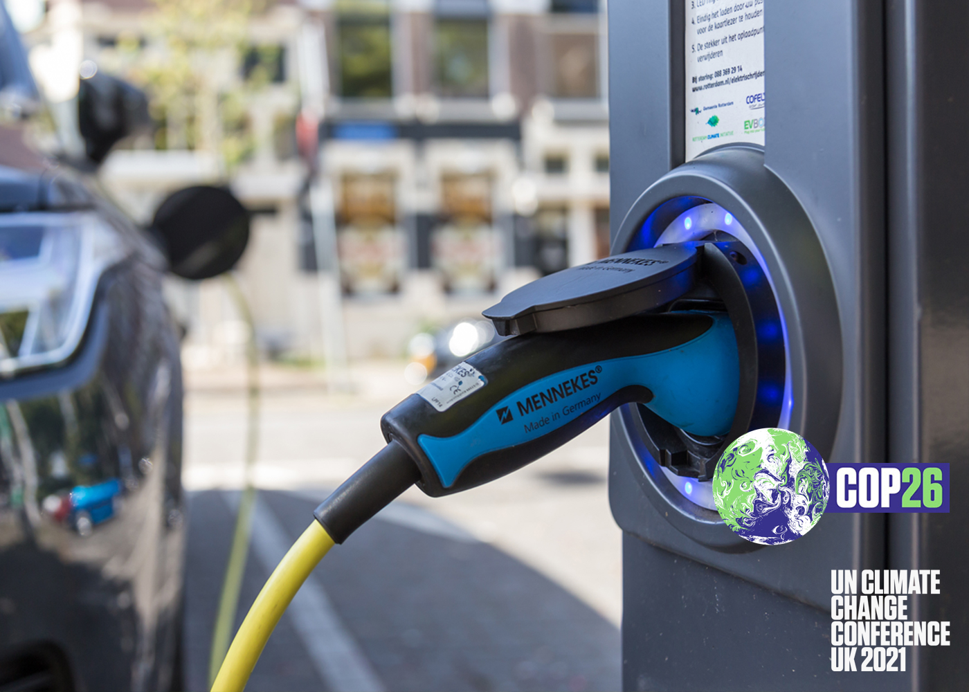 Iconic chargepoint design competition launched for COP26 unveiling