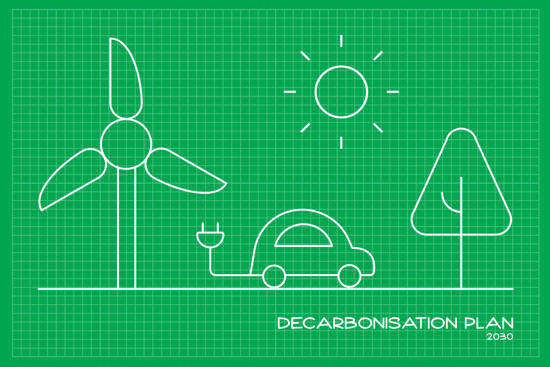 Decarbonisation, greenprints and green deals