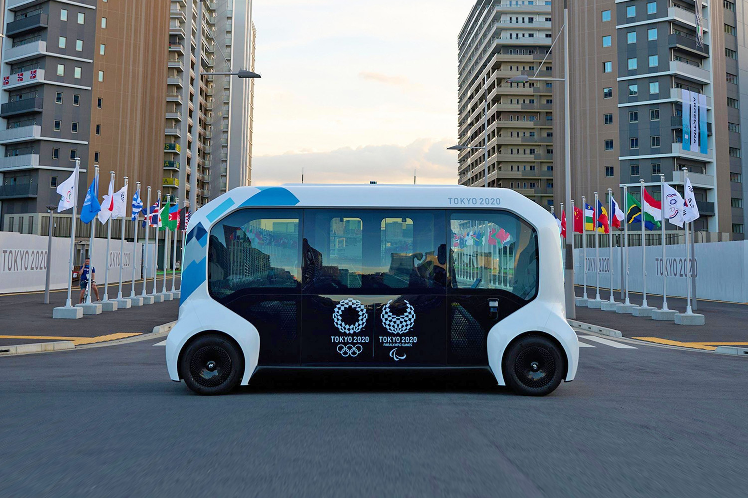 Sustainability is already the star of the Tokyo Olympics