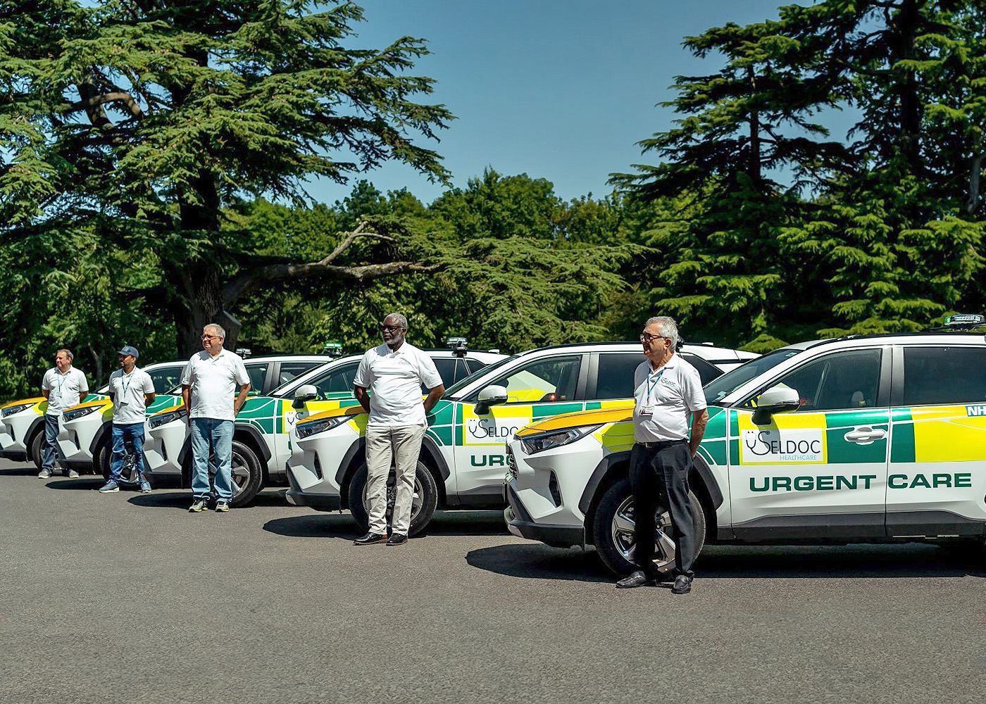 SELDOC Healthcare goes green with Fleet Alliance and Toyota RAV4s