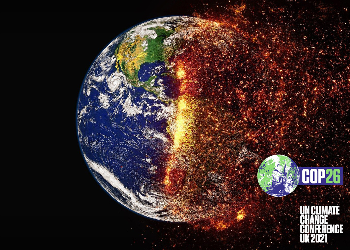 Climate change intensifying to the point of no return
