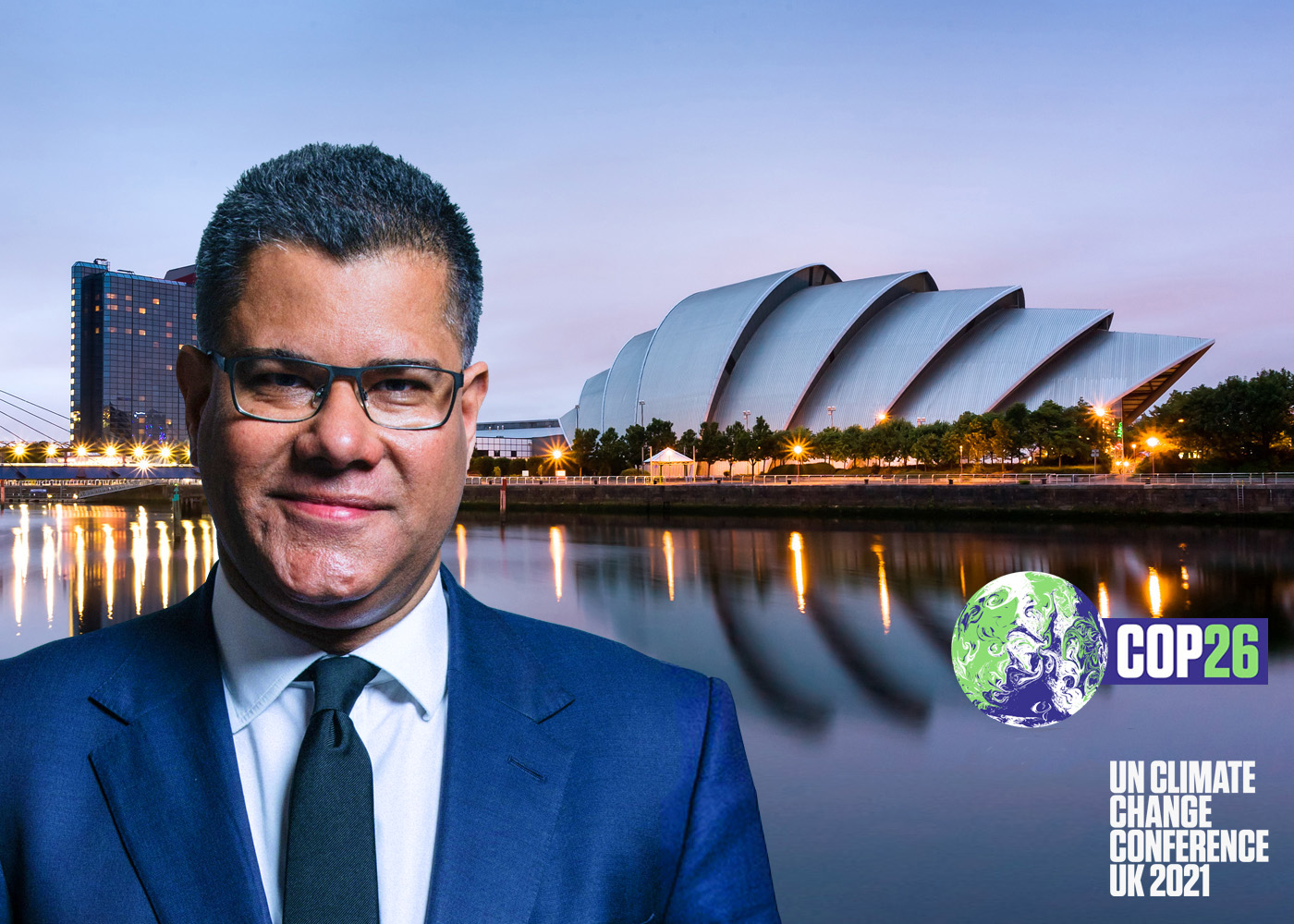 COP26 President-Designate Alok Sharma on why Glasgow must deliver